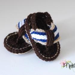 Baby Boy Flip Flop Sandals